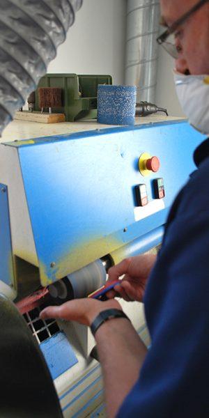Atelier de confection de semelles - Bordeaux Podopôle